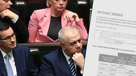 Mateusz Morawiecki i Jacek Sasin gwarantują, że Polacy nie zapłacą więcej za prąd. Zapłacą, ale dostaną za rok rekompensaty