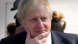 Premier Boris Johnson zdecydował się na kompromis.