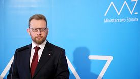 Szef resortu zdrowia Łukasz Szumowski zapewnia, że problem z dostępnością leków jest już rozwiązany