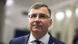 """Prezes PKO BP Zbigniew Jagiełło: """"Głoszę tezę o pęknięciu sektora bankowego na dwie części"""""""