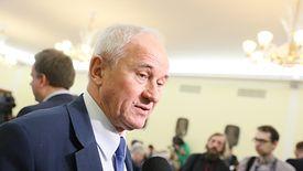 Minister energii Krzysztof Tchórzewski.