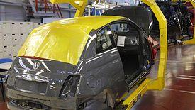 Fabryka Fiata w Tychach czasy świetności ma daleko za sobą.