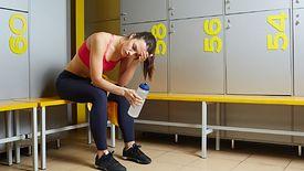Wielu osobom doskwiera brak dostępu do klubów fitness.