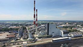Elektrobudowa odpowiada między innymi za budowę bloku ciepłowniczego w Tychach