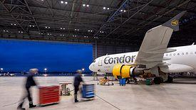 Właściciel PLL LOT kupuje niemieckie linie lotnicze Condor Airlines