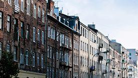 Prawie co piąte mieszkanie komunalne jest w złym stanie technicznym.