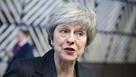 Premier Theresa May w specjalnym wystąpieniu potwierdza, że jest zdeterminowana, by doprowadzić brexit