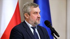Minister Ardanowski mówił w piątek rolnikom, jaki scenariusz pogodowy byłby dla nich najgorszy