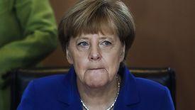 PKB Niemiec. Kanclerz Angela Merkel nie może być zadowolona z tego co dzieje się z niemiecką gospodarką.