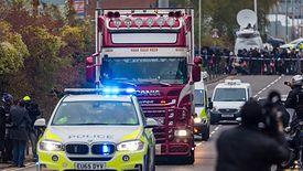 W brytyjskim Essex znaleziono 39 ciał w ciężarówce