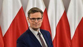 Michał Woś został członkiem Rady Ministrów.