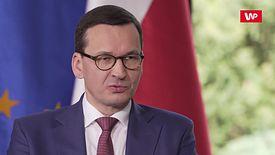 Premier Mateusz Morawiecki w wywiadzie dla WP zapowiedział odejście od podatkowych pomysłów Teresy Czerwińskiej.