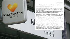 """Prezes Neckermann Polska zwraca się do partnerów handlowych: """"nie mogę podpisać się już pod żadnym przelewem"""""""