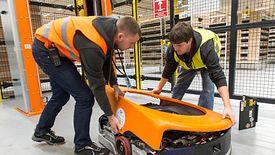 Według Amazona ponad 7,2 tys. polskich przedsiębiorstw korzysta z usług firmy.