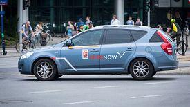 FreeNow z kierowcą bez licencji nie ma prawa korzystać z bus pasów.