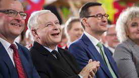 Jarosław Kaczyński i Mateusz Morawiecki zawstydzili i Donalda Tuska, i Edwarda Gierka