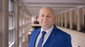 Prezes PGZ Witold Słowik