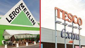 Leroy Merlin kupi od Tesco 3 hipermarkety