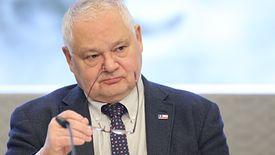 Prezes Narodowego Banku Polskiego (NBP) Adam Glapiński.