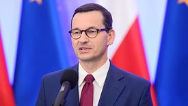 Mateusz Morawiecki na antenie CNN wyjaśniał powody zwolnienia najmłodszych Polaków z PIT
