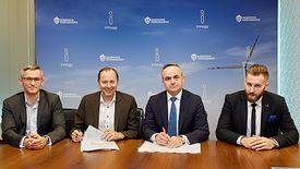 Stosowną umowę podpisali przedstawiciele Kompanii Piwowarskiej i innogy.
