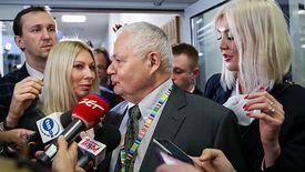 Prezes NBP Adam Glapiński w mocnych słowach bronił swoich współpracownic