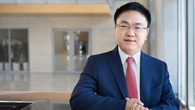 Tonny Bao, CEO Huawei Polska.
