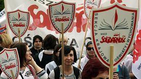 ZNP grozi, że strajk nauczycieli może odbyć się w czasie, gdy zaplanowano egzamin ósmoklasisty