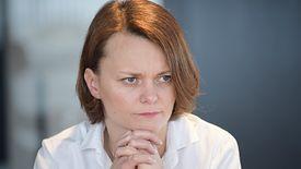 Jadwiga Emilewicz, minister przedsiębiorczości  i technologii