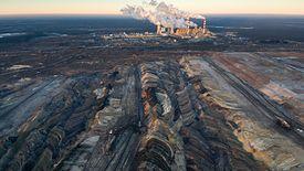 Polska energetyka w największej mierze oparta jest na węglu.