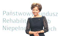 Nowa szefowa resortu rodziny. Została nią obecna prezes PFRON Marlena Maląg