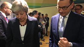 Mateusz Morawiecki  i Theresa May zapewniali wielokrotnie o gwarancjach dla Polaków