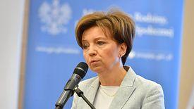 Marlena Maląg przez lata była nauczycielką i samorządowcem.