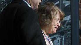 Janina Goss jest bliską przyjaciółką Jarosława Kaczyńskiego