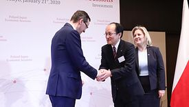 - Współpraca z Toshiba Carrier Corporation potwierdza, że relacje gospodarcze między Polską i Japonią kwitną - powiedział premier w Japonii.