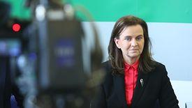 Kierowany przez prof. Gertrudę Uścińską Zakład Ubezpieczeń Społecznych zwiększył skuteczność kontroli i zmniejszył liczbę