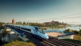Według założeń inwestora, realizacja inwestycji w ramach Programu Kolejowego CPK zapewni dojazd do tego lotniska ze 120 miast zamieszkałych łącznie przez 13 mln Polaków.