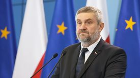 Minister Ardanowski zapewnia, że żywności nie zabraknie.