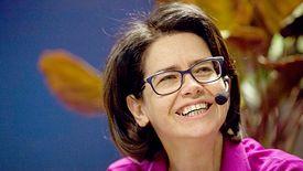 Anna Streżyńska to była minister cyfryzacji, wcześniej także szefowa Urzędu Komunikacji Elektronicznej