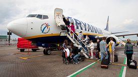 Europejskie linie lotnicze stracą na trosce o klimat.
