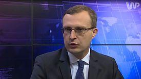 """Paweł Borys, prezes Polskiego Funduszu Rozwoju przyznaje, że nie ma planu """"B"""" na wypadek większej liczby chętnych na przeniesienie środków z OFE do ZUS."""