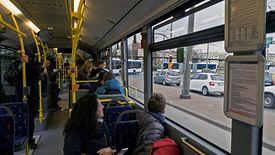 W Polsce jazda na gapę wciąż jest bardzo popularna (zdjęcie ilustracyjne)