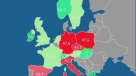 Nastroje menedżerów w polskim przemyśle są jedne z najgorszych w Europie.