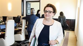 Minister edukacji Anna Zalewska ma kolejny powód do zmartwień.