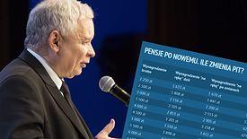"""Jarosław Kaczyński zapowiedział start kampanii wyborczej. Zaczął od """"piątki obietnic"""""""