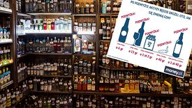 Najbardziej pójdą w górę ceny mocnych alkoholi, papierosów oraz cygar