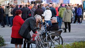 Polacy żyją krócej niż mieszkańcy zachodniej Europy.