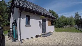 Taki dom można bez problemu wybudować bez kredytu na 30 lat, zapewnia pan Wojciech
