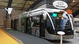 Na zdjęciu autobus Solaris Urbino 18. Berlin kupuje Urbino 12