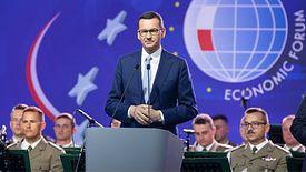 Na Forum w Krynicy Mateusz Morawiecki powiedział, że nie wyklucza podniesienia pensji minimalnej.
